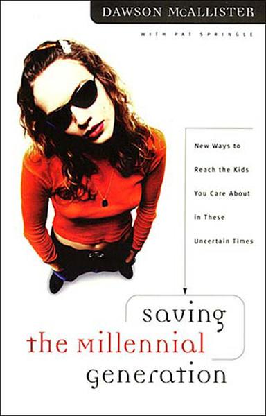 Saving the Millennial Generation