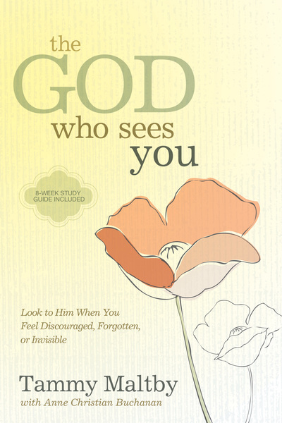 The God Who Sees You Look to Him When You Feel Discouraged, Forgotten, or Invisible