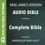 KJV Voice Only Audio Bible, Narrated By David Holdt