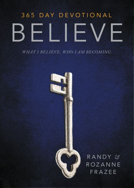 Believe 365-Day Devotional