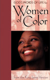 God's Words of Life for Women of Color