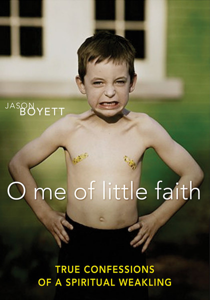 O Me of Little Faith