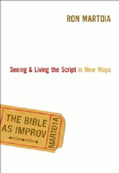 Bible as Improv