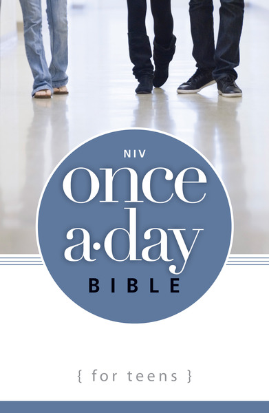 NIV, Once-A-Day Bible for Teens, eBook