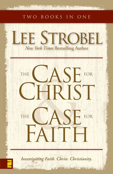 The Case for Christ/The Case for Faith