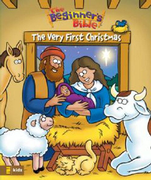 Beginner's Bible The Very First Christmas
