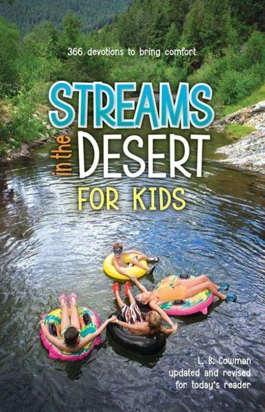 Streams in the Desert for Kids