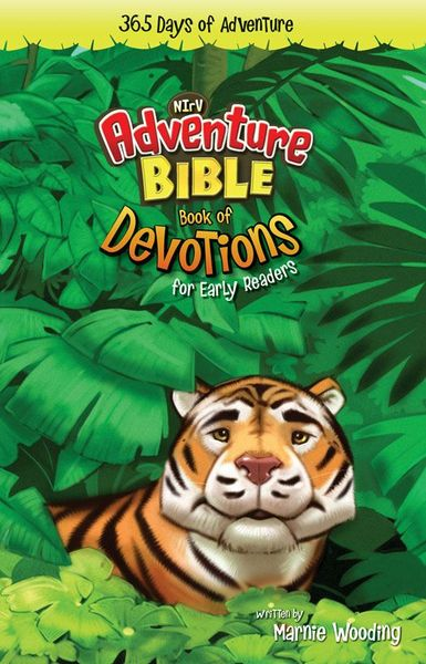 Adventure Bible for NIrV: Book of Devotions for Early Readers