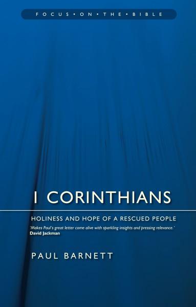 Focus on the Bible: 1 Corinthians - FB