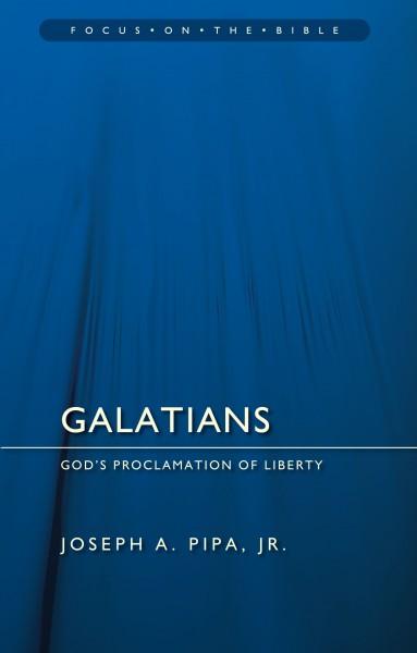 Focus on the Bible: Galatians - FB