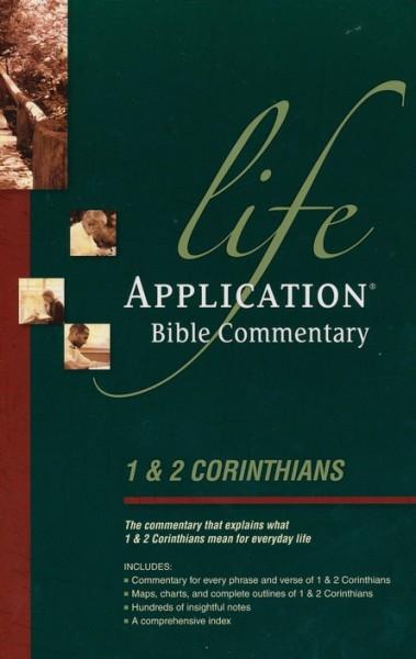 Life Application Bible Commentary (1 & 2 Corinthians)