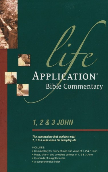 Life Application Bible Commentary (1, 2, & 3 John)