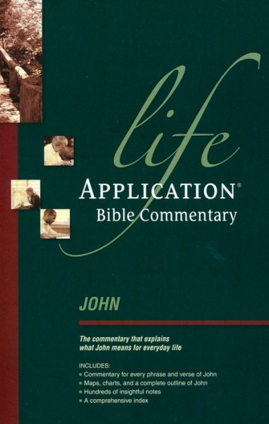 Life Application Bible Commentary (John)