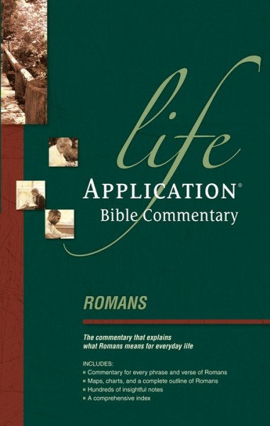 Life Application Bible Commentary (Romans)