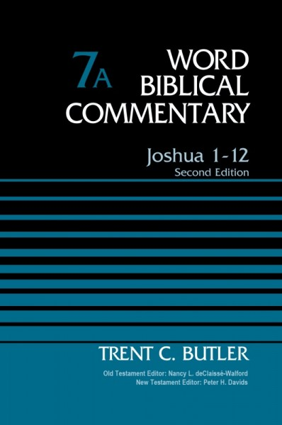 Word Biblical Commentary, Volume 7A: Joshua 1-12, Rev. Ed. (WBC)
