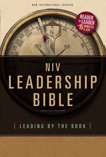 NIV Leadership Bible Notes