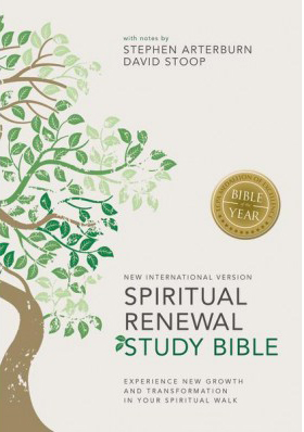 NIV Spiritual Renewal Study Bible Notes