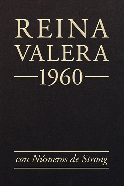 La Biblia Reina Valera 1960 Con N Meros De Strong For The