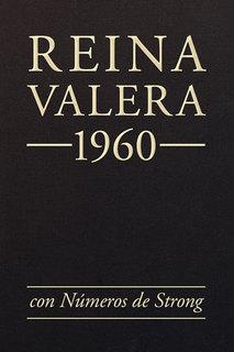 La Biblia Reina-Valera 1960 con números de Strong