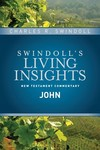 Swindoll's Living Insights: Insights on John (Vol. 4)