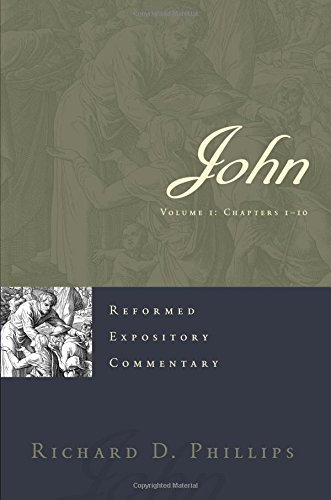 John 2 Volume Set - Reformed Expository Commentary