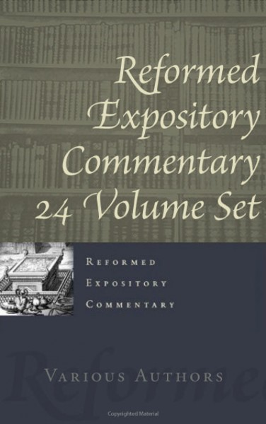 Reformed Expository Commentary (24 Vols.)