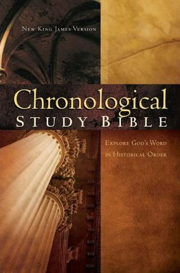 Chronological Study Bible (NKJV)
