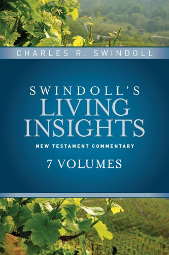 Swindoll's Living Insights 7 Vol. Set