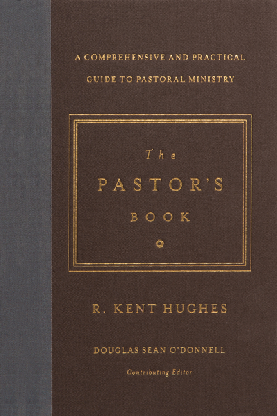 The Pastor's Book: A Comprehensive and Practical Guide to Pastoral Ministry