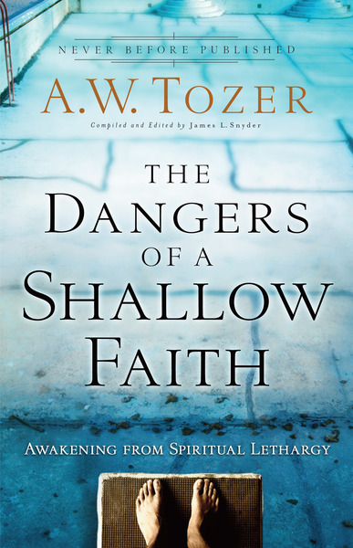 The Dangers of a Shallow Faith Awakening from Spiritual Lethargy