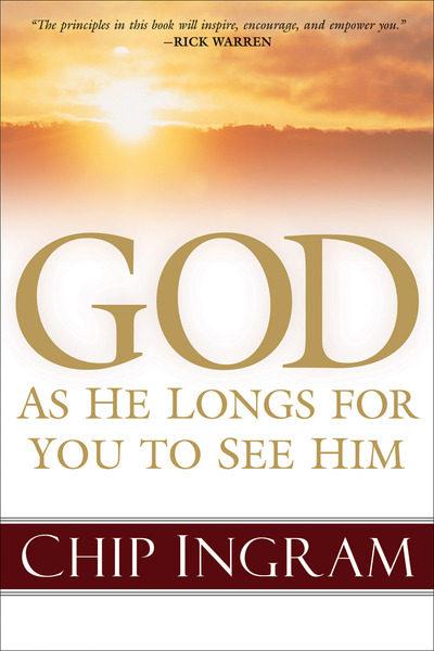God: As He Longs for You to See Him