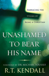 Unashamed to Bear His Name Embracing the Stigma of Being a Christian