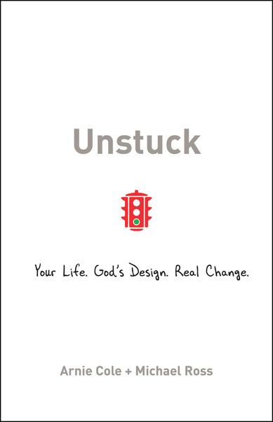 Unstuck Your Life. God's Design. Real Change.