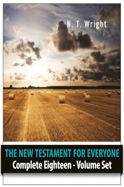 For Everyone Commentary Series - New Testament Set (18 Vols.)