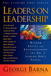 Leaders on Leadership (The Leading Edge Series): Wisdom, Advice and Encouragement on the Art of Leading God's People
