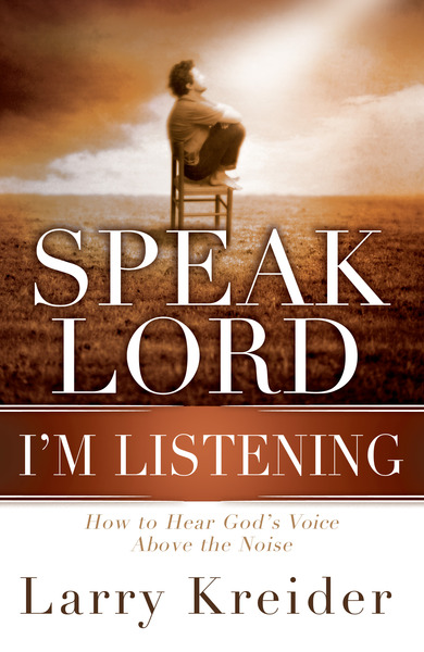 Introduction to Listening for God's Voice - Bible Study