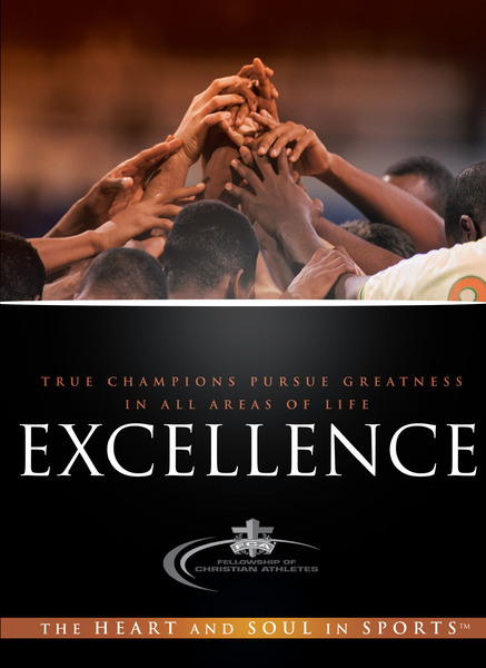 Excellence True Champions Pursue Greatness in all Areas of Life