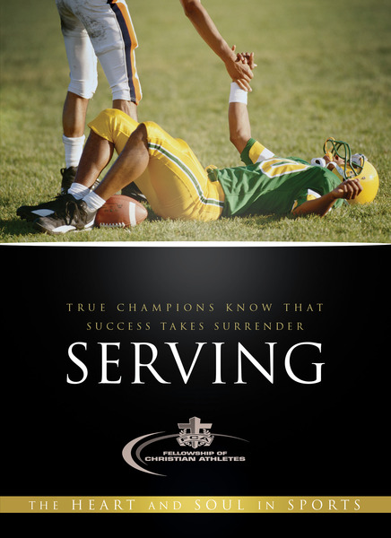 Serving True Champions Know That Success Takes Surrender