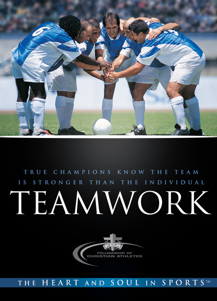 Teamwork True Champions Know the Team is Stronger Than the Individual