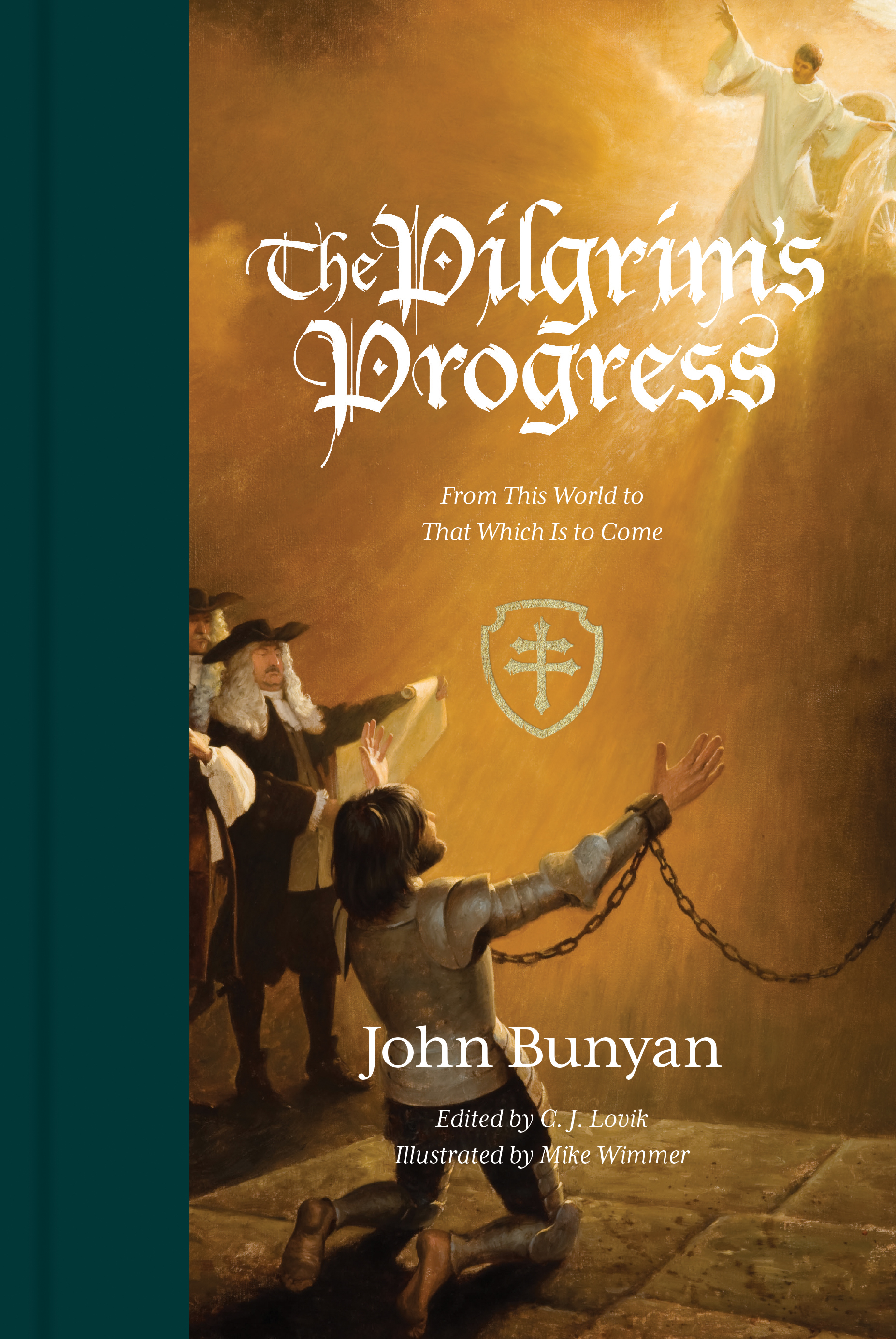 pilgrims progress John bunyan - the pilgrim's progress [john bunyan] on amazoncom free shipping on qualifying offers the pilgrim's progress from this world to that which is to.