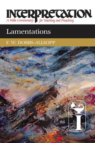 Interpretation: Lamentations (INT)