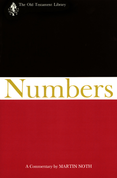 Old Testament Library: Numbers (Noth 1969) — OTL