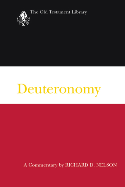 Old Testament Library: Deuteronomy (Nelson 2002) — OTL