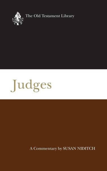 Old Testament Library: Judges (Niditch 2011) — OTL