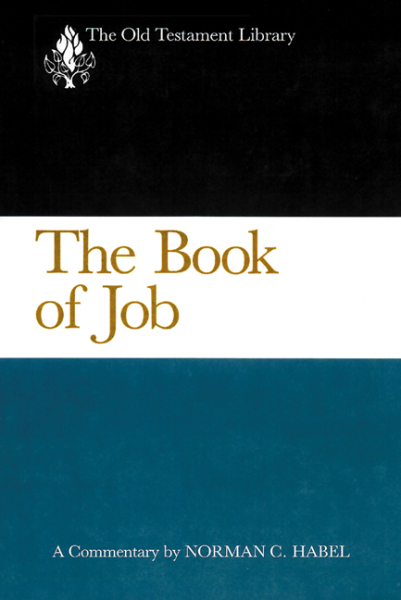Old Testament Library: The Book of Job (Habel 1985) — OTL