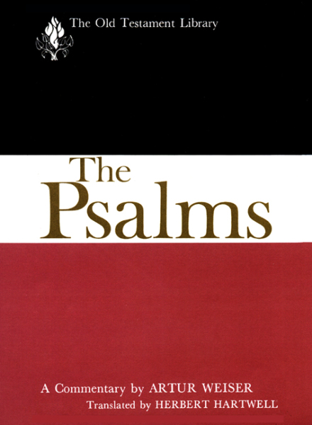 Old Testament Library: The Psalms (Weiser 1962) — OTL