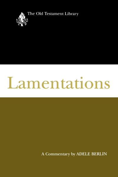 Old Testament Library: Lamentations (Berlin 2002) — OTL