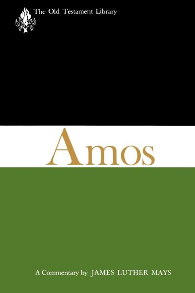 Old Testament Library: The Book of Amos (Jeremias 1998) — OTL