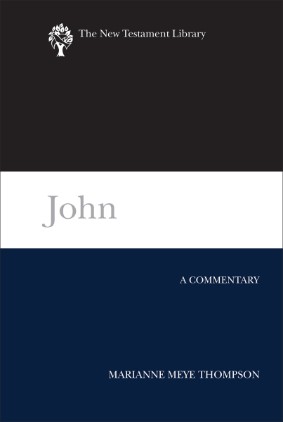 New Testament Library: John (Thompson 2015) — NTL