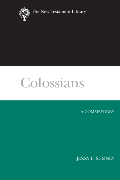 New Testament Library: Colossians (Sumney 2008) — NTL